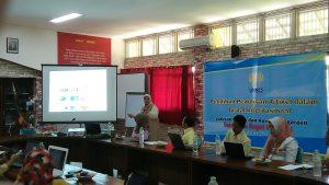 Pelatihan Penulisan Jurnal Internasional Dosen Jurusan PKn FIS Unnes
