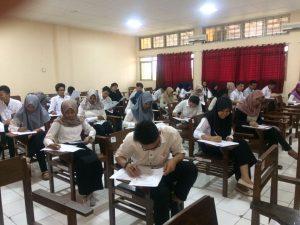 Hari Ketiga Pelaksanaan UAS, Mahasiswa Jurusan PKn FIS UNNES Junjung Tinggi Nilai Kejujuran