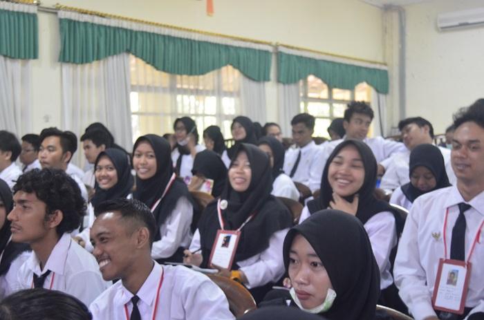 165 Mahasiswa Baru PKn Antusisas Ikuti Pepci 2017