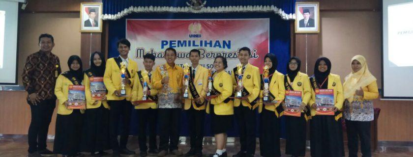 Tiga Mahasiswa Jurusan PKn Sabet Tiga Piala Mawapres FIS 2018